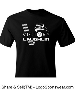 VICTORY LAUGHLIN KARATE T-SHIRT Design Zoom
